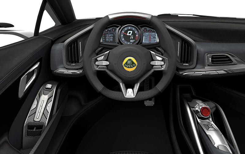 Paříž 2010: Lotus Esprit - největší překvapení výstavy, díl 1.: - fotka 1