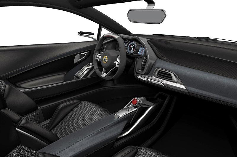 Paříž 2010: Lotus Esprit - největší překvapení výstavy, díl 1.: - fotka 3
