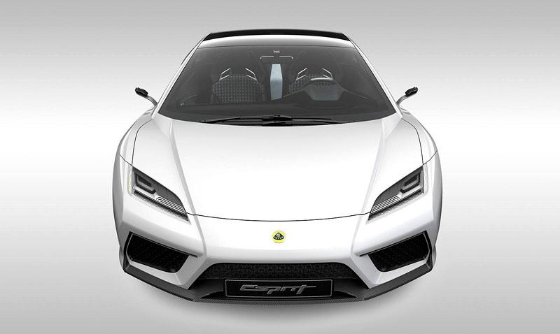 Paříž 2010: Lotus Esprit - největší překvapení výstavy, díl 1.: - fotka 5