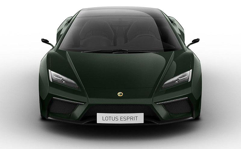Paříž 2010: Lotus Esprit - největší překvapení výstavy, díl 1.: - fotka 6