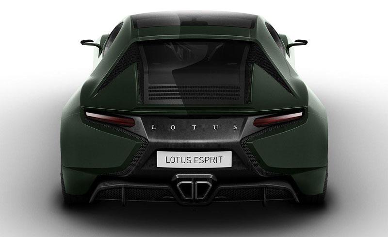 Paříž 2010: Lotus Esprit - největší překvapení výstavy, díl 1.: - fotka 11