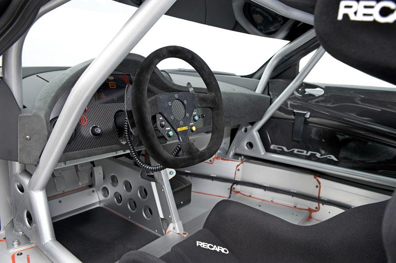 Lotus Evora Type 124: speciál s homologací FIA GT: - fotka 1