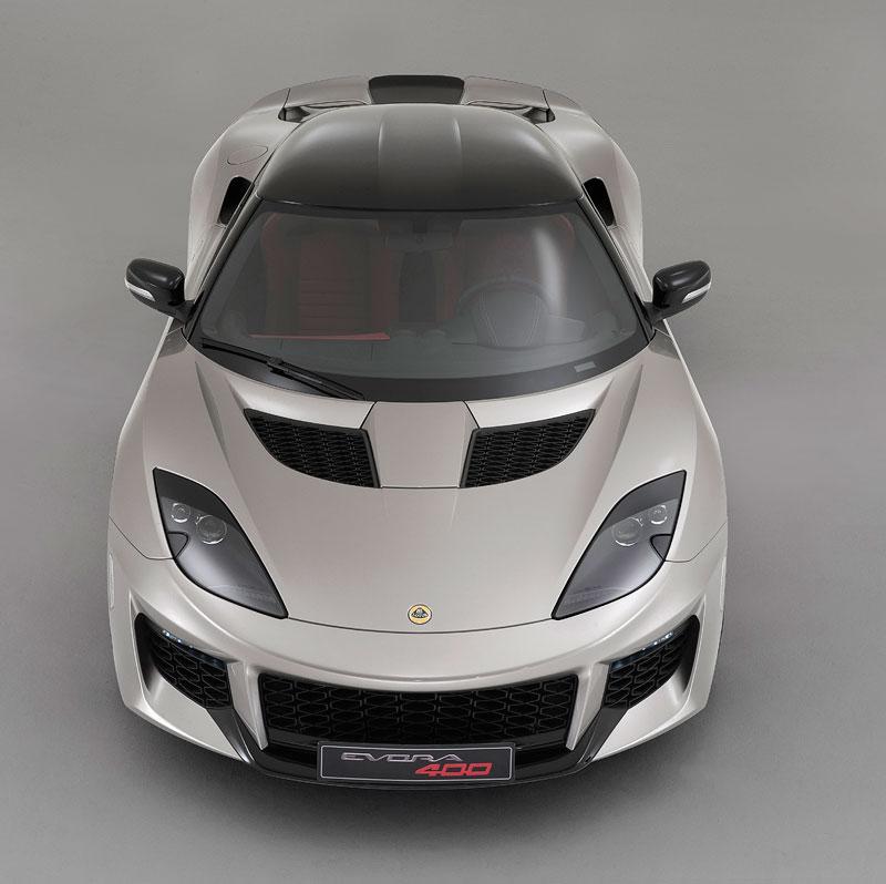 Lotus připravuje otevřenou verzi Evory 400: - fotka 4