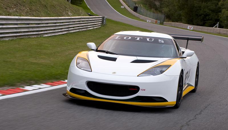 Lotus Evora Type 124: speciál s homologací FIA GT: - fotka 2