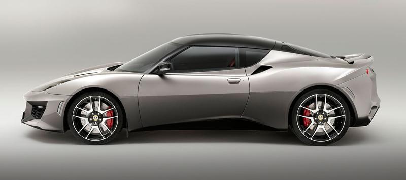 Lotus připravuje otevřenou verzi Evory 400: - fotka 7