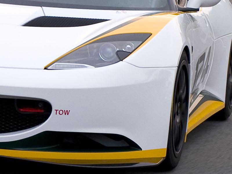 Lotus Evora Type 124: speciál s homologací FIA GT: - fotka 9