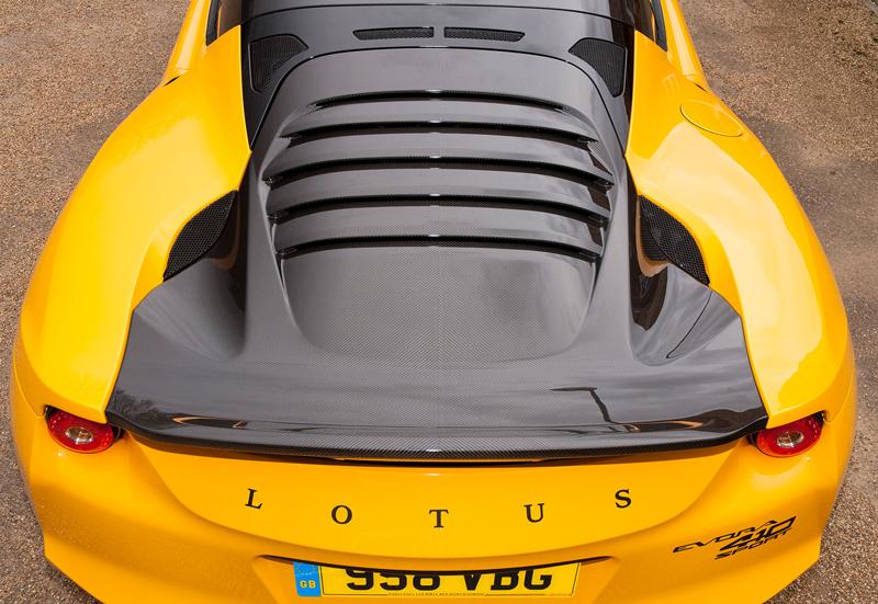 Lotus Evora Sport 410: Kila dolů a koně nahoru: - fotka 4