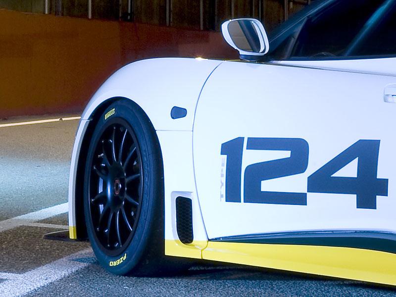 Lotus Evora Type 124: speciál s homologací FIA GT: - fotka 10