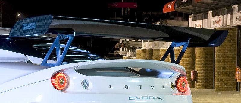 Lotus Evora Type 124: speciál s homologací FIA GT: - fotka 12