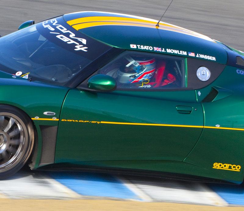 Lotus Evora Cup/GT4: První ostré nasazení na Nürburgringu: - fotka 6