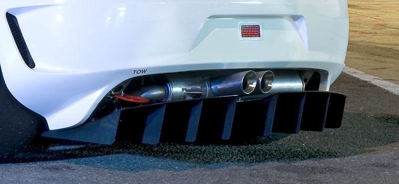 Lotus Evora Type 124: speciál s homologací FIA GT: - fotka 13