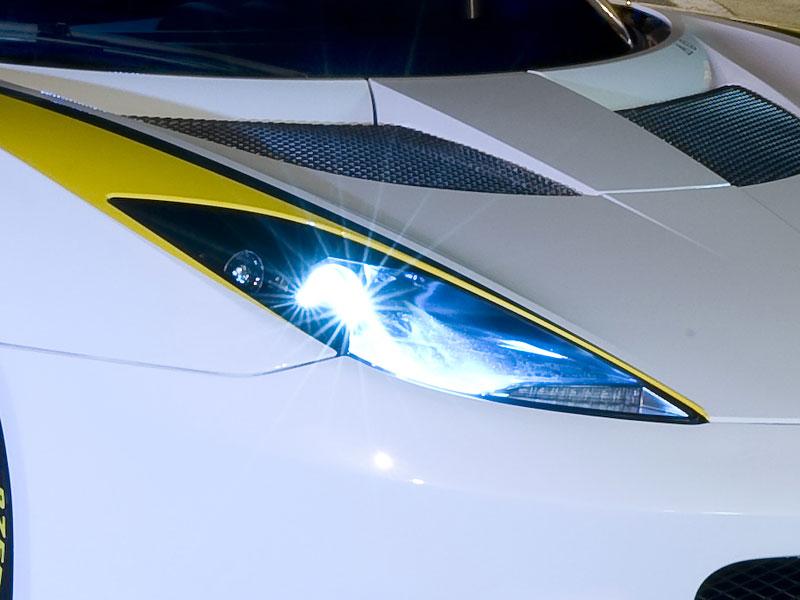 Lotus Evora Type 124: speciál s homologací FIA GT: - fotka 14