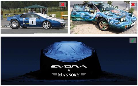 Mansory chystá do Ženevy úpravu Lotusu Evora: - fotka 7