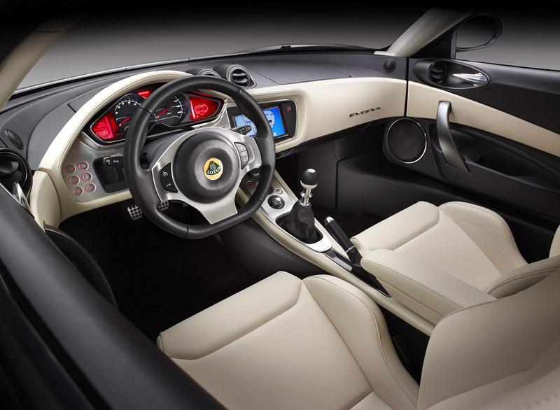 Lotus Evora: základ pro auta od konkurence?: - fotka 1