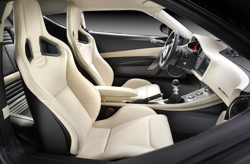 Lotus Evora: základ pro auta od konkurence?: - fotka 2