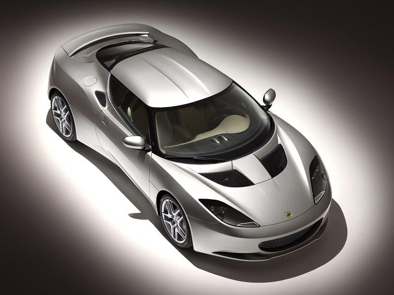 Lotus Evora: základ pro auta od konkurence?: - fotka 5