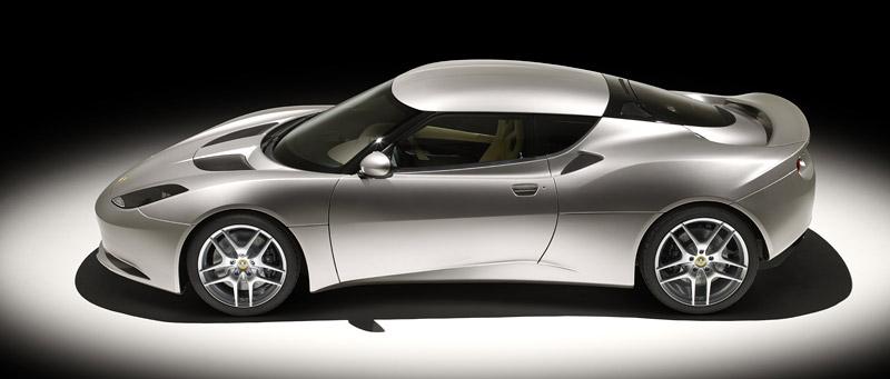 Lotus Evora: základ pro auta od konkurence?: - fotka 6