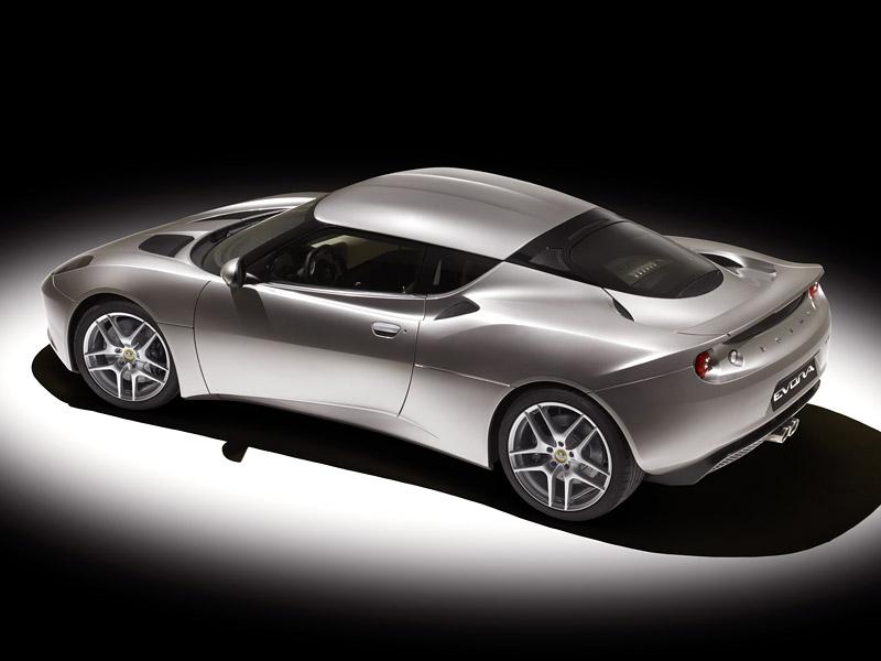 Lotus Evora: základ pro auta od konkurence?: - fotka 8