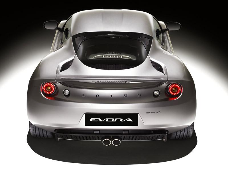 Lotus Evora: základ pro auta od konkurence?: - fotka 9