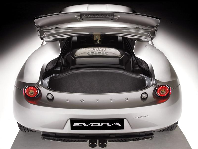 Lotus Evora: těšte se i na přeplňovanou 400k verzi: - fotka 10