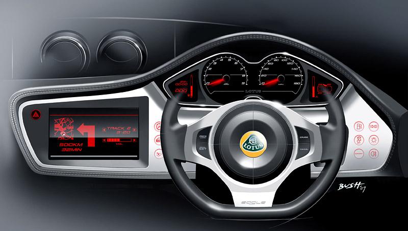 Lotus Evora: základ pro auta od konkurence?: - fotka 11