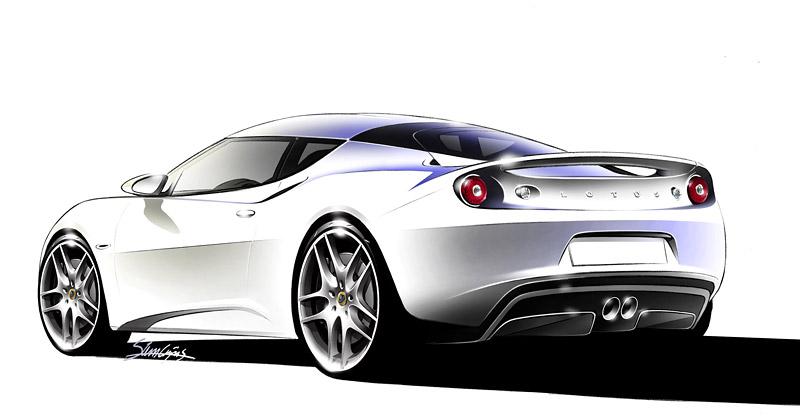 Lotus Evora: základ pro auta od konkurence?: - fotka 15