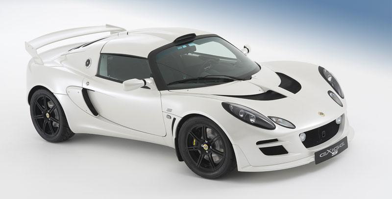 Lotus Exige S 2009: facelift pro zasloužilý model: - fotka 1