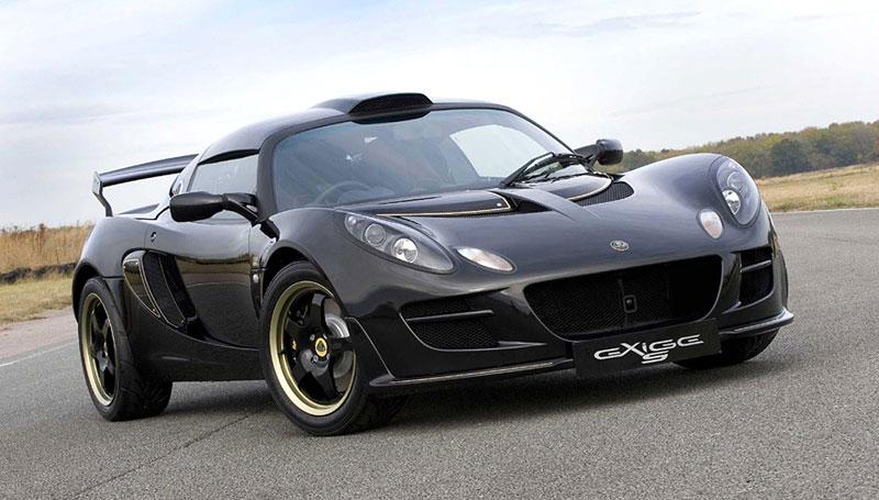 Lotus Exige S Type 72: pocta slavnému vozu Formule 1: - fotka 2