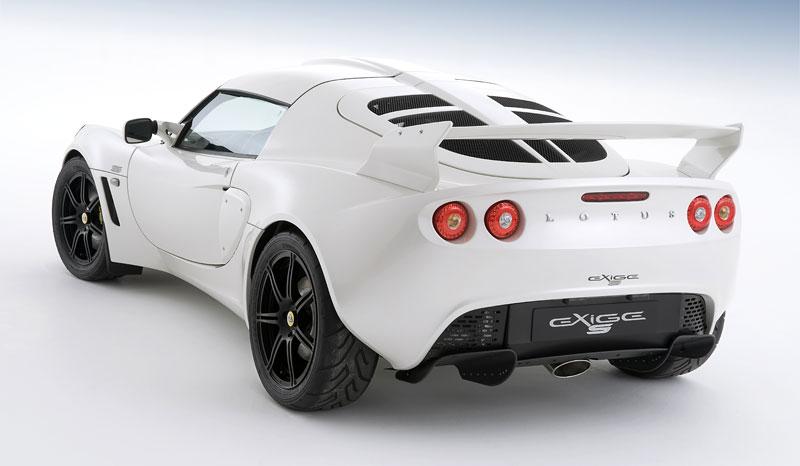 Lotus Exige S 2009: facelift pro zasloužilý model: - fotka 5