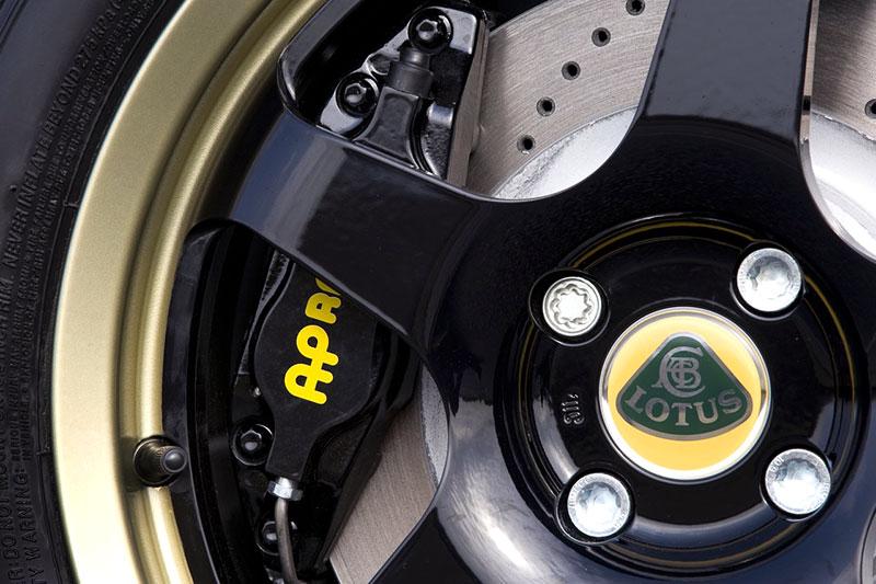 Lotus Exige S Type 72: pocta slavnému vozu Formule 1: - fotka 5