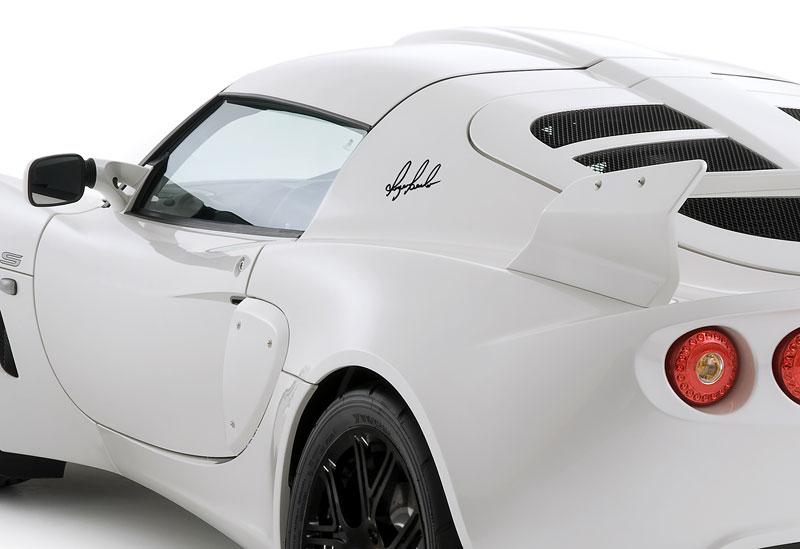 Lotus Elise SC a Exige S RGB Special Edition: poslední pro Evropu: - fotka 6