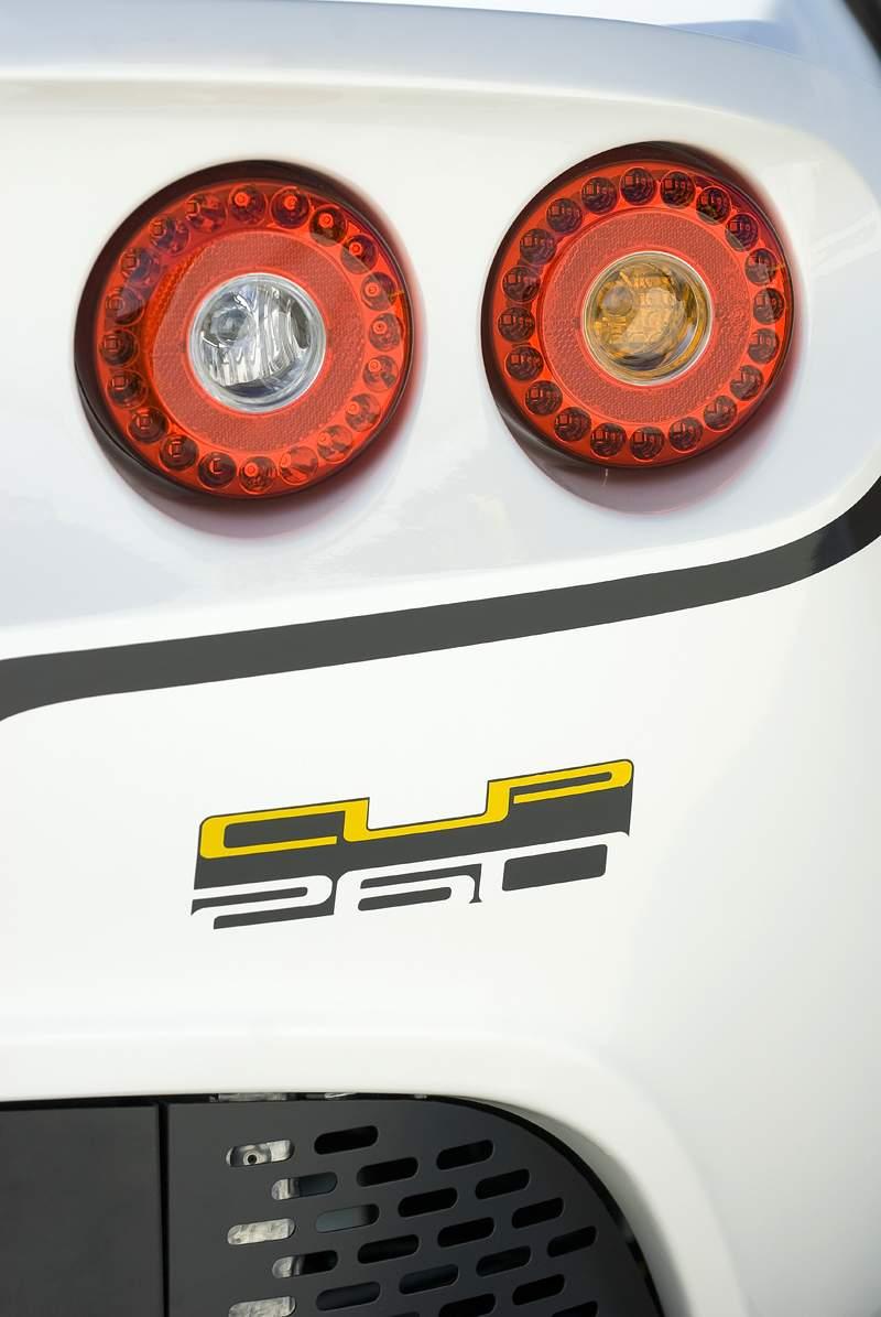 Lotus Exige Cup 260 pro rok 2009: ještě lehčí lehká váha: - fotka 6