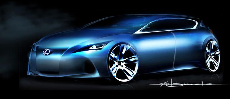 Kompaktní lexus: konkurence pro jedničkové BMW?: - fotka 1