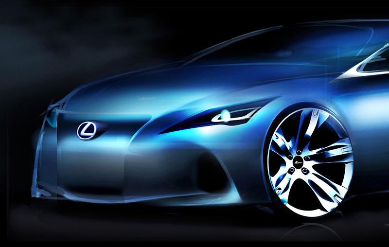 Kompaktní lexus: konkurence pro jedničkové BMW?: - fotka 2