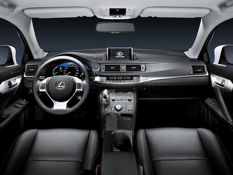 Lexus CT 200h F-Sport: debut na Sydney Motor Show: - fotka 5