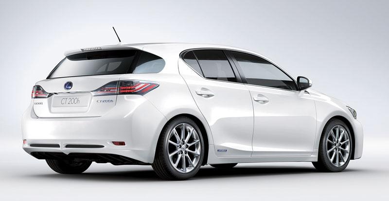 Lexus CT 200h F-Sport: debut na Sydney Motor Show: - fotka 19