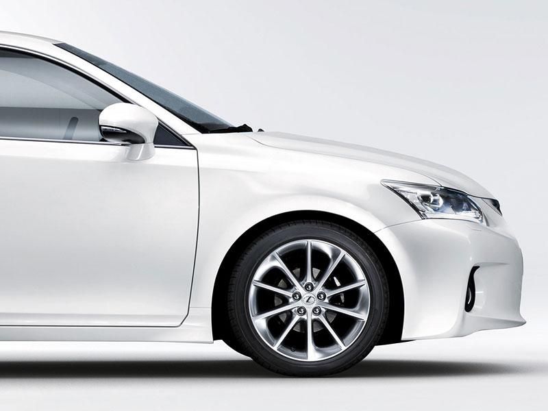 Lexus CT 200h F-Sport: debut na Sydney Motor Show: - fotka 27