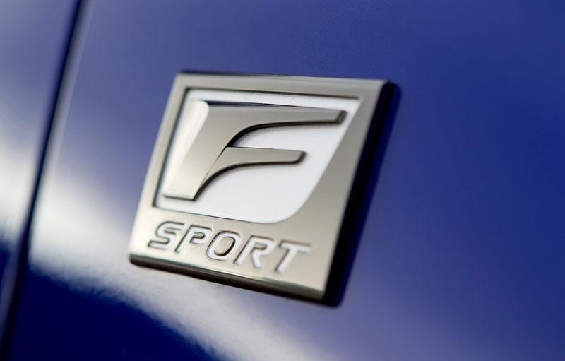 Lexus CT 200h F-Sport: oficiální fotografie: - fotka 11
