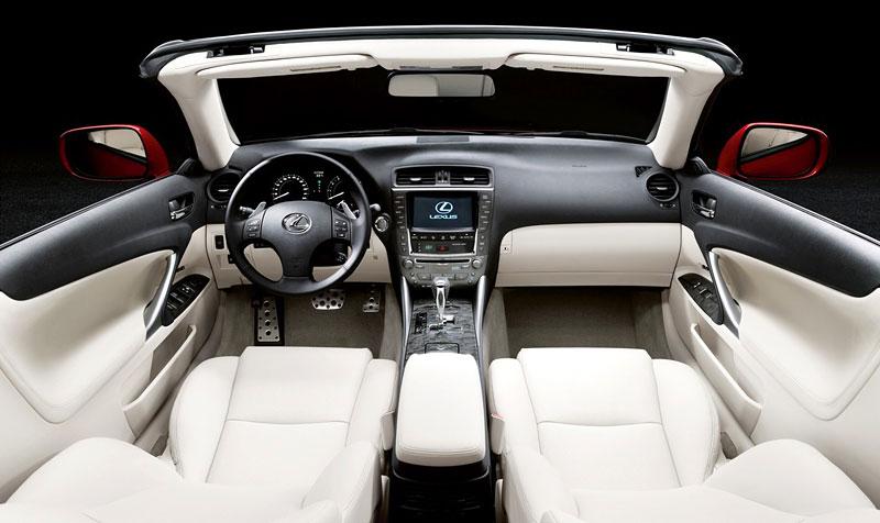 Lexus IS 250C je tu: bez střechy za 1,289 milionu: - fotka 22