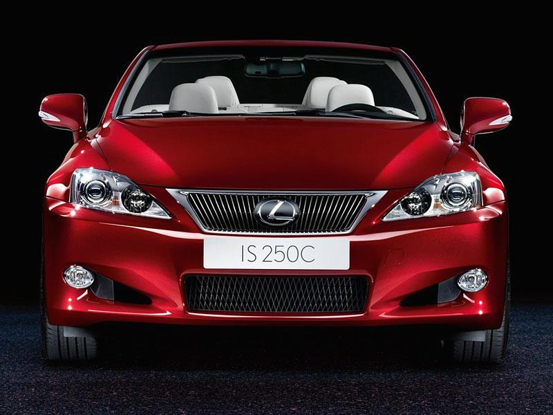 Lexus IS 250C je tu: bez střechy za 1,289 milionu: - fotka 28