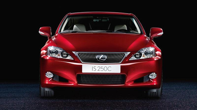 Lexus IS 250C je tu: bez střechy za 1,289 milionu: - fotka 29