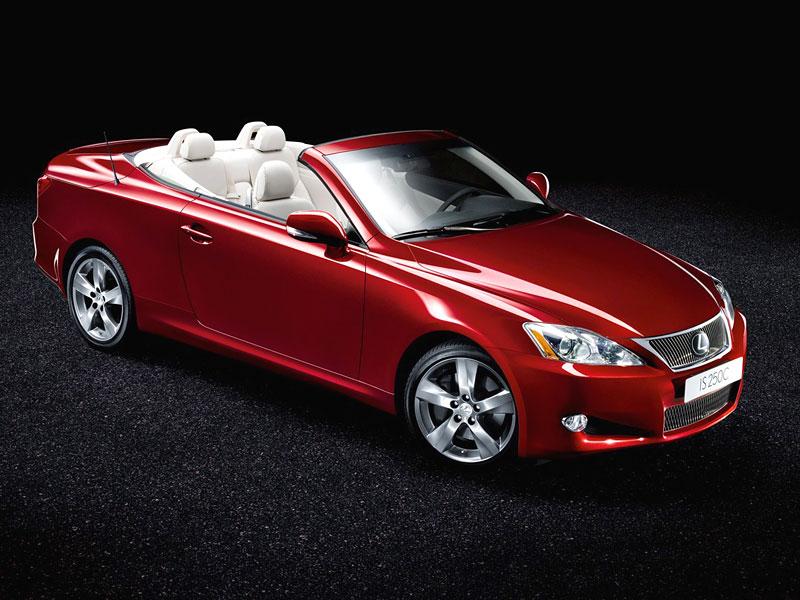 Lexus IS 250C je tu: bez střechy za 1,289 milionu: - fotka 32