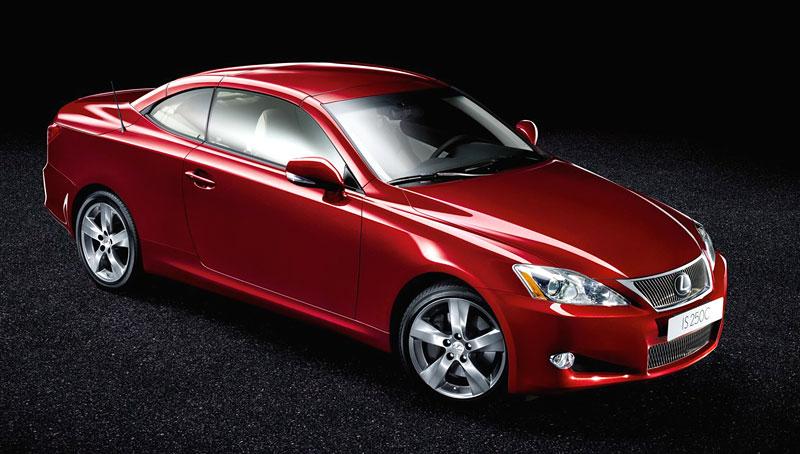 Lexus IS 250C je tu: bez střechy za 1,289 milionu: - fotka 33