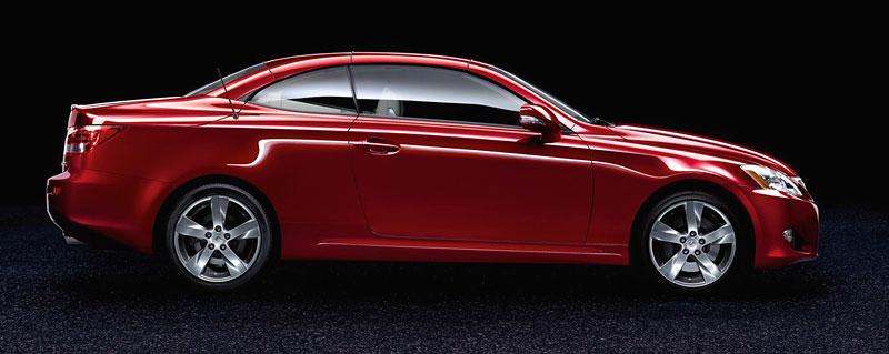 Lexus IS 250C je tu: bez střechy za 1,289 milionu: - fotka 34