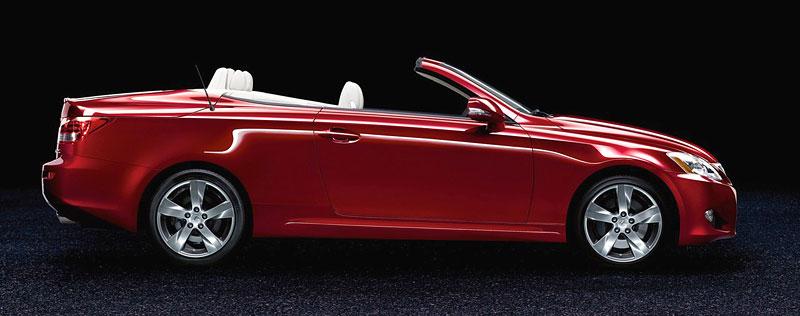 Lexus IS 250C je tu: bez střechy za 1,289 milionu: - fotka 35