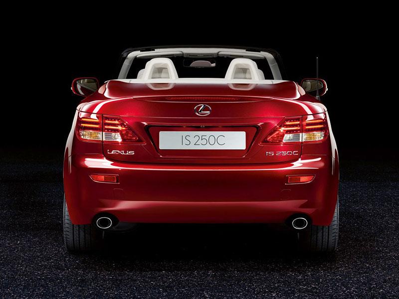Lexus IS 250C je tu: bez střechy za 1,289 milionu: - fotka 37