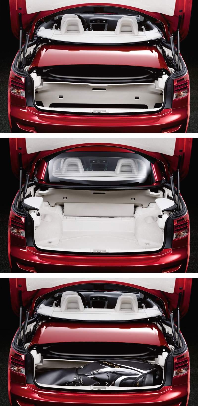 Lexus IS 250C je tu: bez střechy za 1,289 milionu: - fotka 39