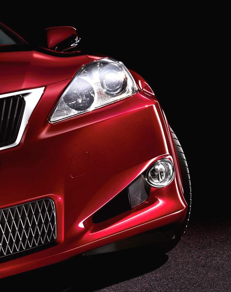 Lexus IS 250C je tu: bez střechy za 1,289 milionu: - fotka 41