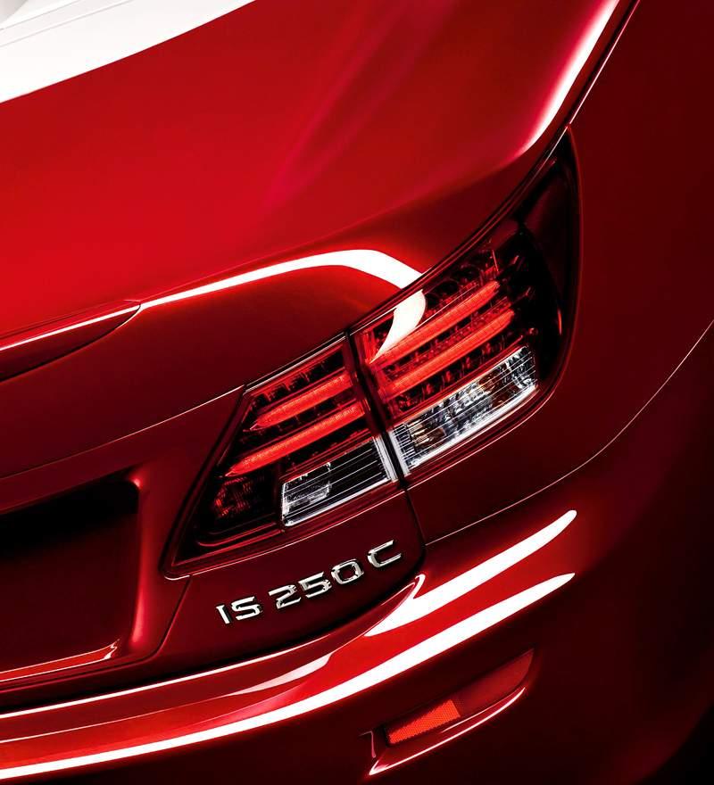 Lexus IS 250C je tu: bez střechy za 1,289 milionu: - fotka 44