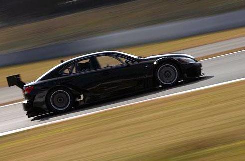 Lexus IS-F Racing Concept: nové fotografie: - fotka 6